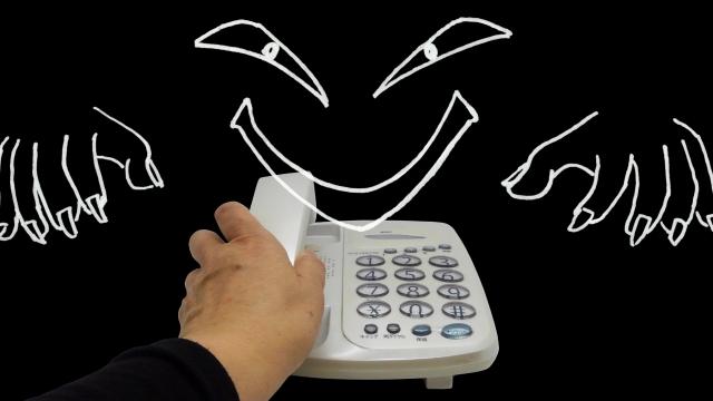 押し買い?なぜ危険?【0120003447】からの着信は不用品買取(リサイクル)の営業電話