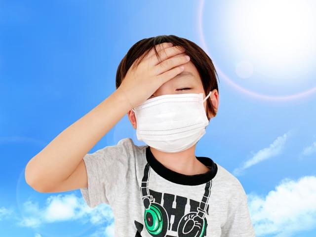 学校でのマスクは熱中症の危険大!コロナへの対策は?保護者や世間の声掲載!